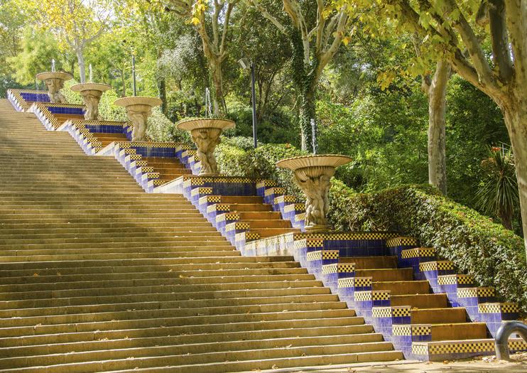 Montjuic Park (Parc de Montjuïc)