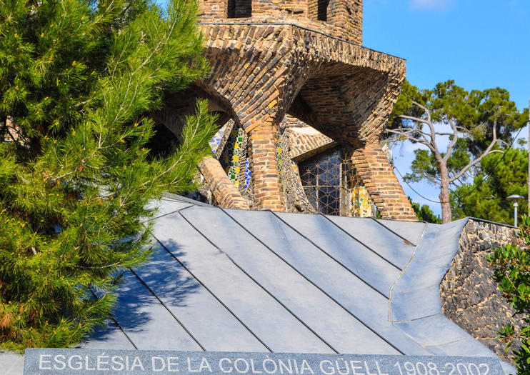 Colonia Guell & Gaudi Crypt