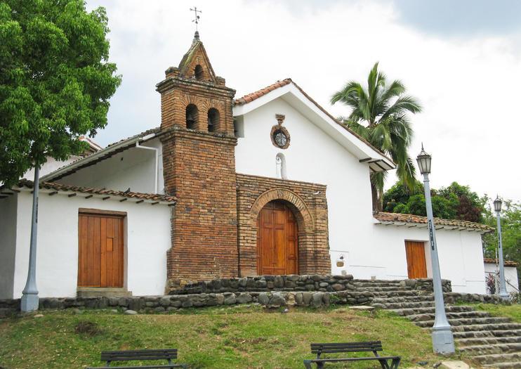 San Antonio Church and Museum