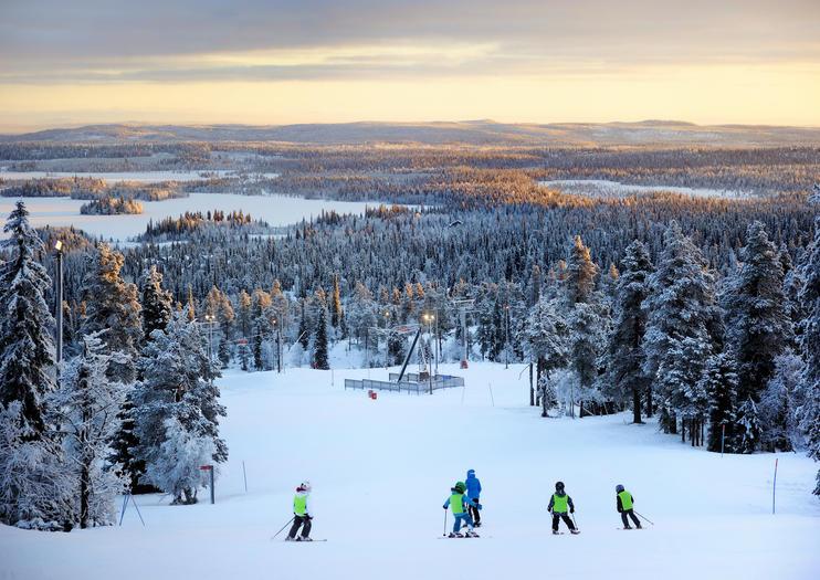 Suomu Ski Resort (Suomutunturi)