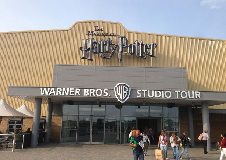 Warner Bros. Studio Londres