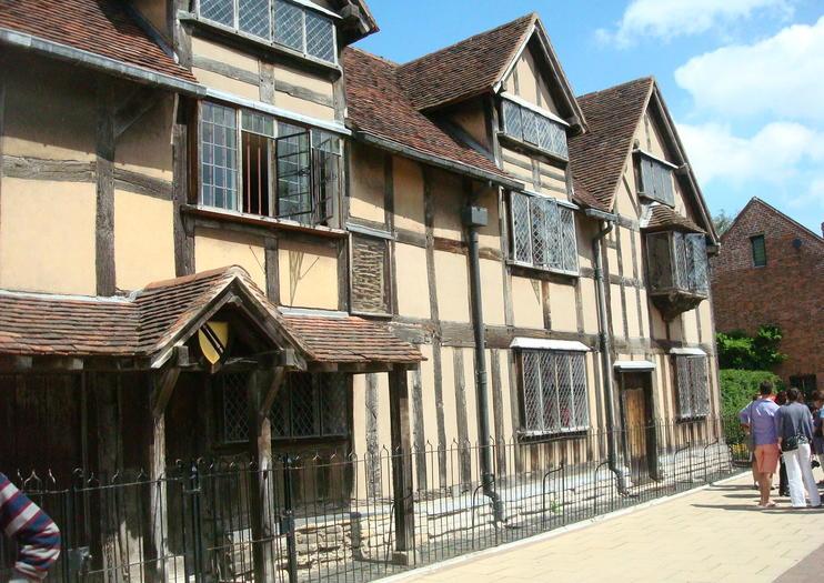 Shakespeare's Houses & Gardens