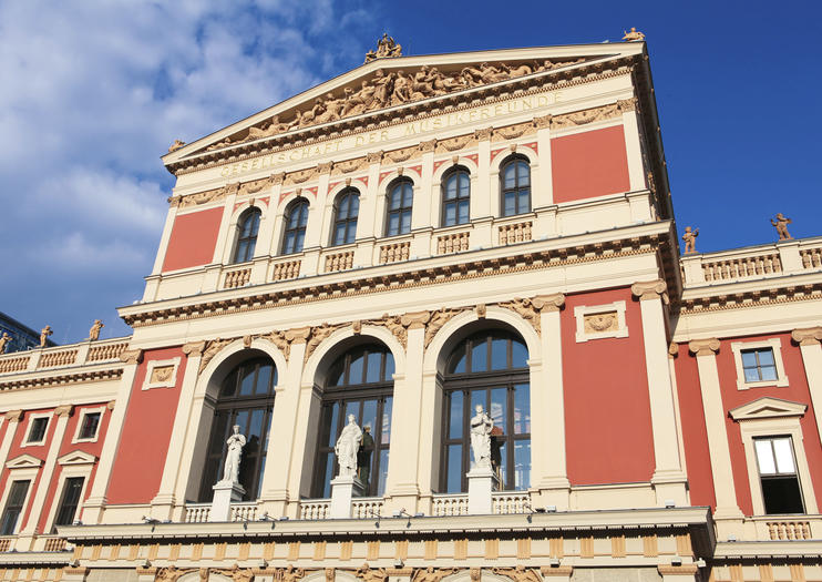 Vienna Musikverein (Wiener Musikverein)