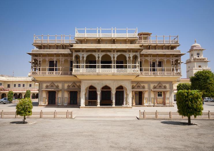 Mubarak Mahal (Welcome Palace)