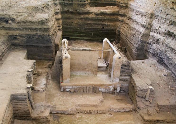 Joya de Cerén Yacimiento arqueológico