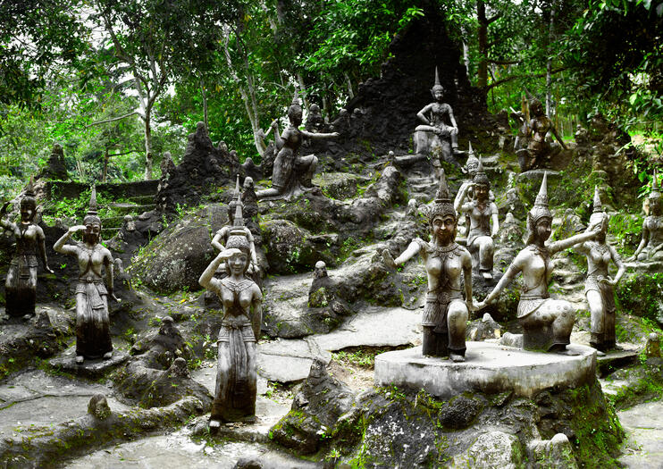 The Best Secret Buddha Garden (Magic Garden) Tours & Tickets 2018 ...