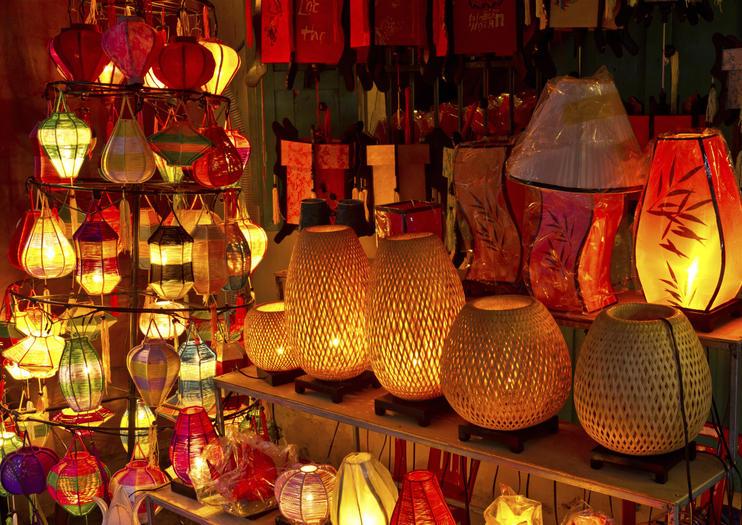 ホイアン中央市場
