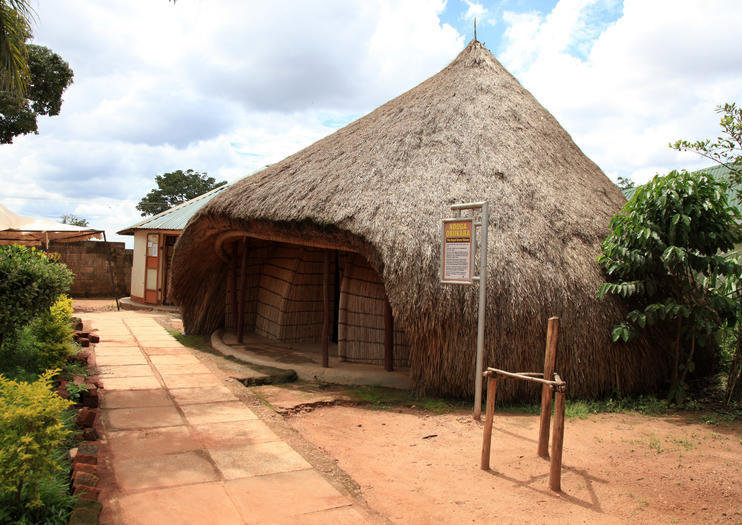 Kasubi Royal Tombs
