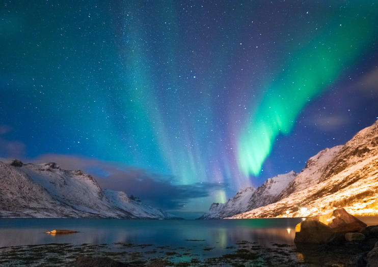 Seeing the Northern Lights in Norway