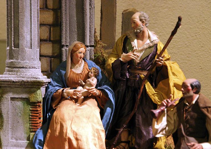 Via San Gregorio Armeno (Christmas Alley)