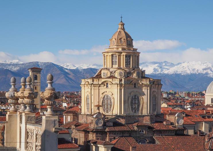 Royal Church of San Lorenzo (Real Chiesa di San Lorenzo)