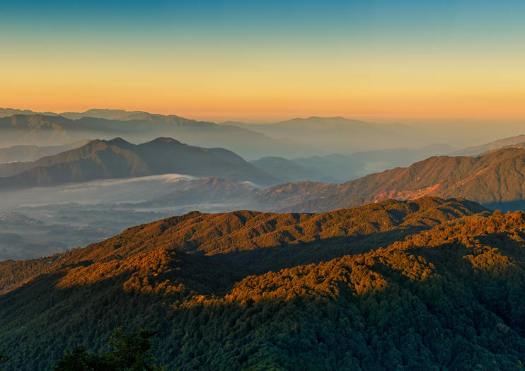 Parc national de Shivapuri