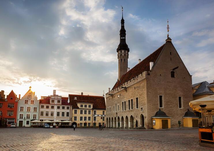 Tallinn Town Hall (Tallinna Raekoda)