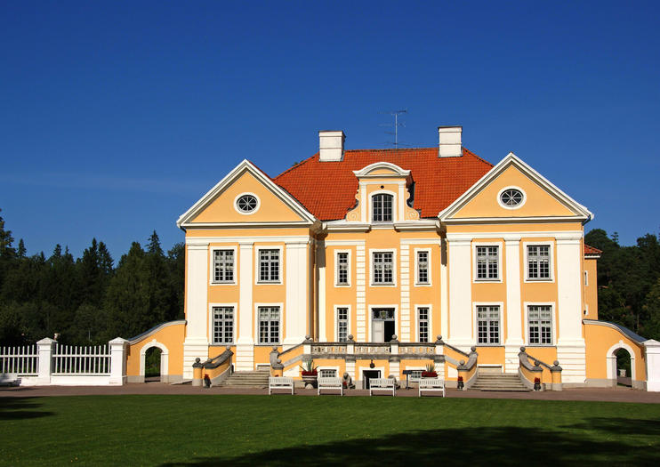 Palmse Manor (Palmse Mois)