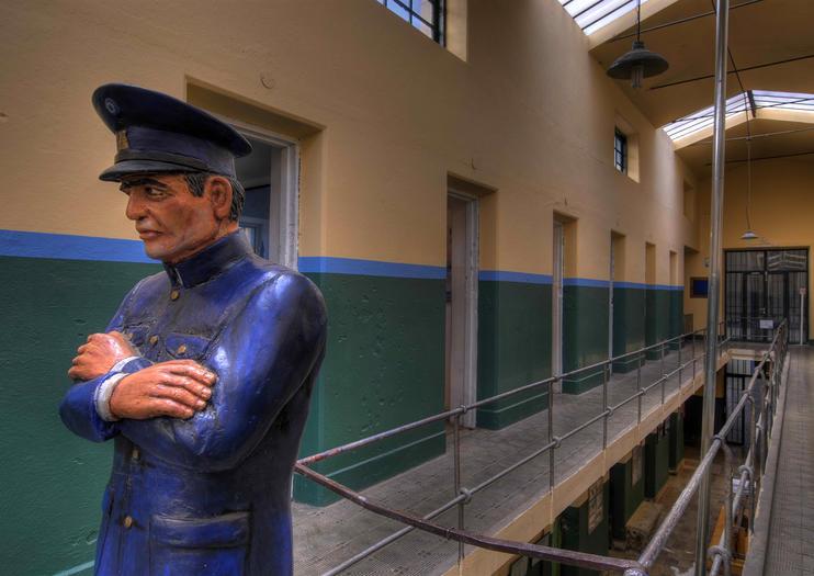 Antigua Prisión de Ushuaia