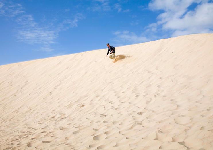 Corralejo Dunes Naturalpark