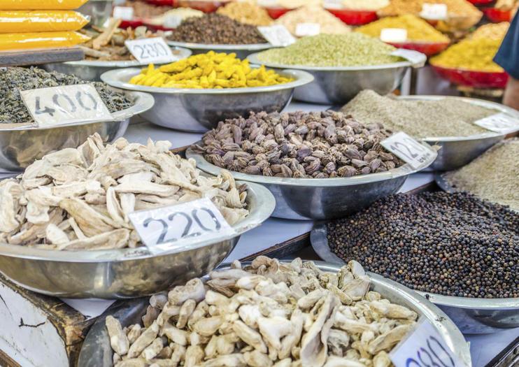 Mercado Asan Tole