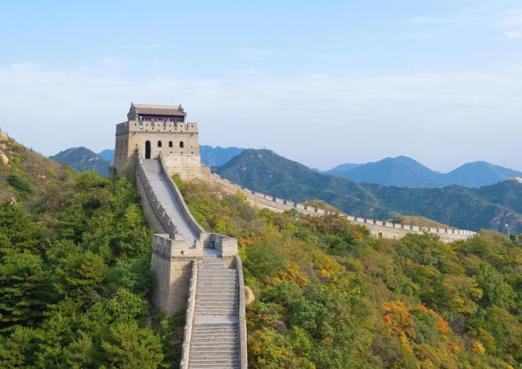 Grande Muraglia a Badaling
