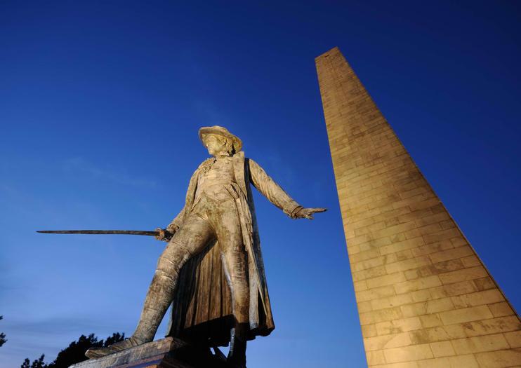 Monumento Bunker Hill