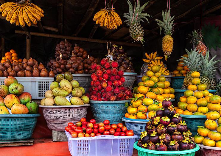 Pasar Candi Kuning (Bedugul Market)