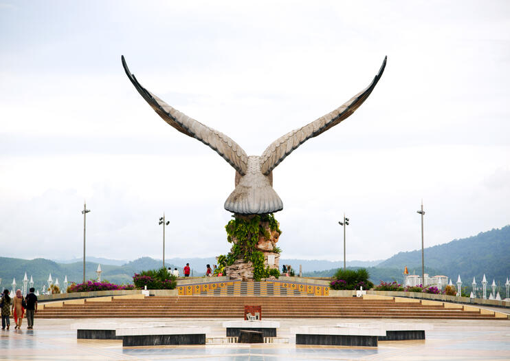 Eagle Square (Dataran Lang)