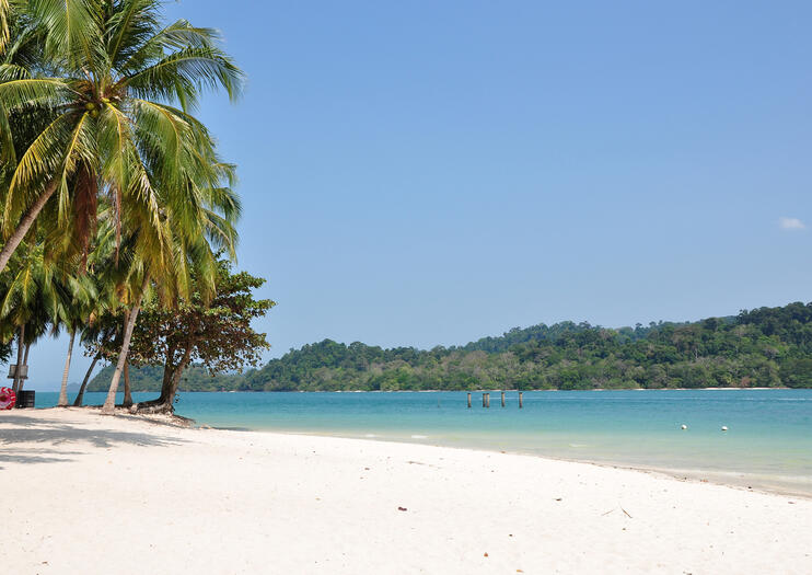Langkawi Beras Basah Island (Pulau Beras Basah)