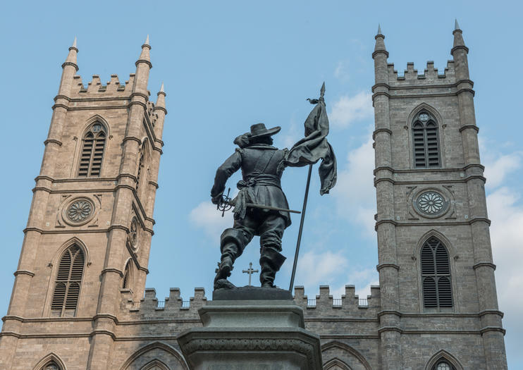 Montreal Place d'Armes