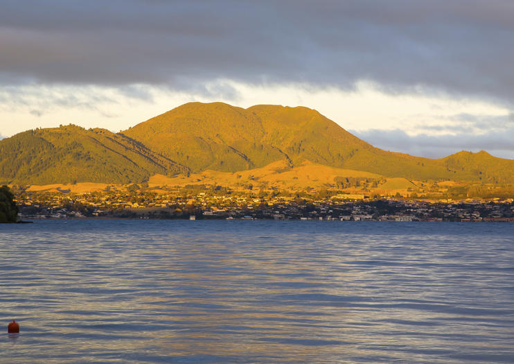 Mt. Tauhara