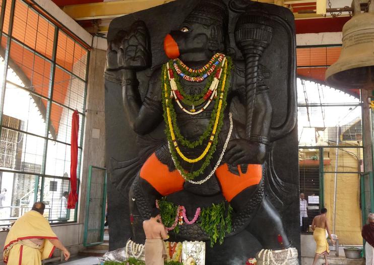 Ragigudda Anjaneya Temple