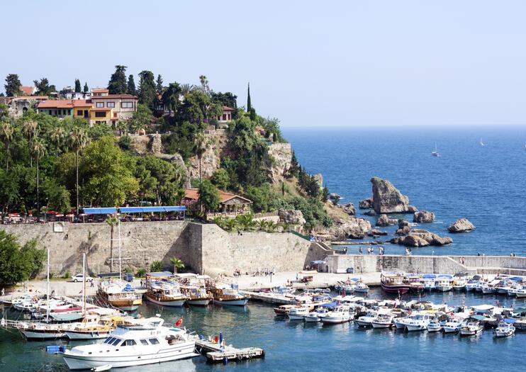 Antalya Marina (Kaleici Yat Limani)
