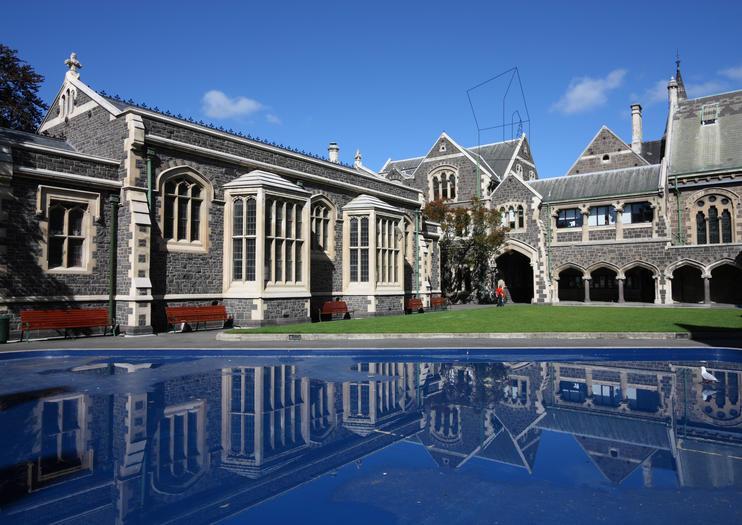 Centro de Artes de Christchurch