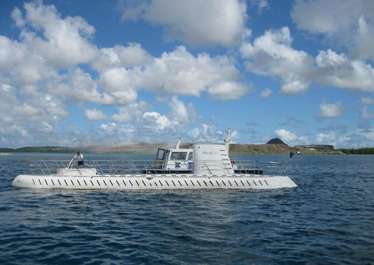 Centro Submarino Atlantis