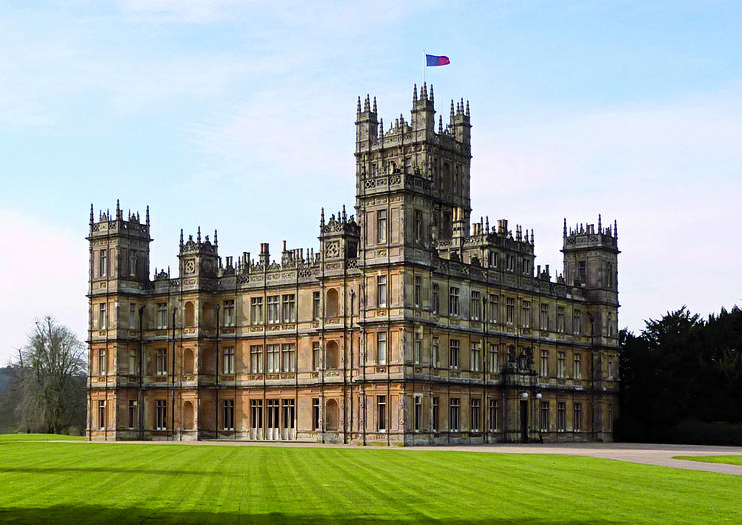 Downton Abbey Tours From London