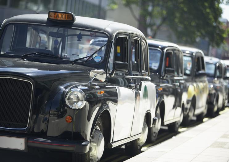 Excursões no Táxi Preto de Londres
