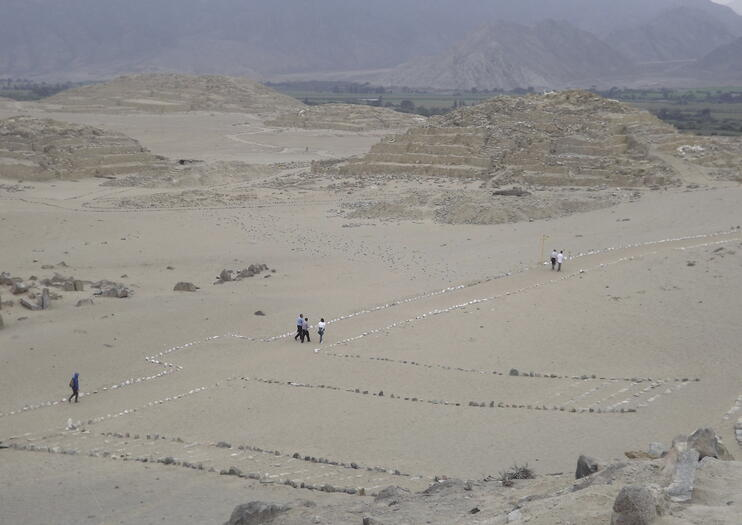 Sacred City of Caral-Supe