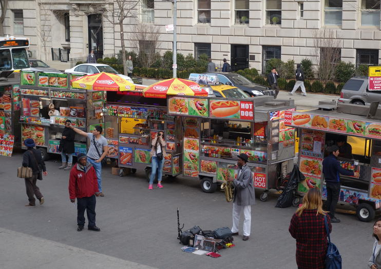 New York City Walking Tours for Foodies