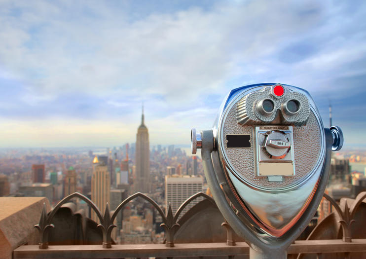 Where to Find the Best Views in New York City