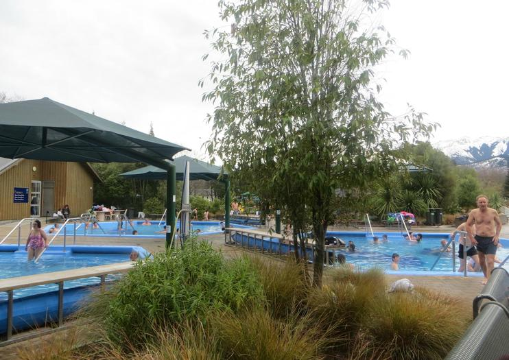 Hanmer Springs Thermal Pools and Spa