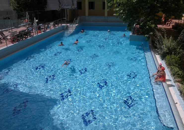 Baños Termales de Lukács