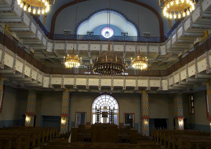Synagogue de la rue Kazinczy