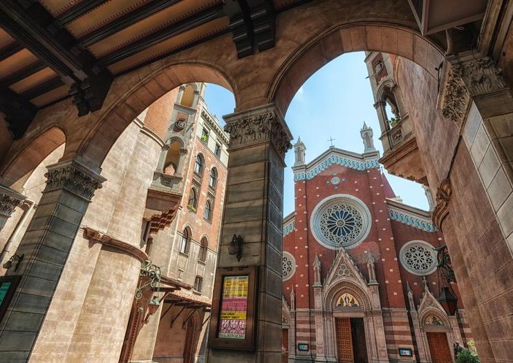 Église Saint-Antoine de Padoue (Basilica di Sant'Antonio di Padova)