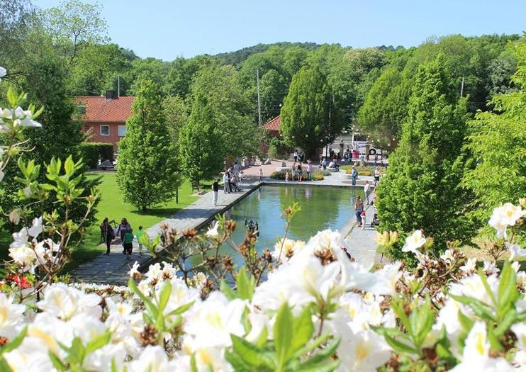 Gothenburg Botanical Garden (Botaniska Tradgarden)