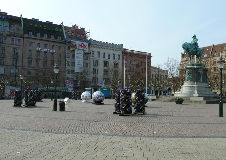 Gustaf Adolf Square (Gustav Adolfs Torg)
