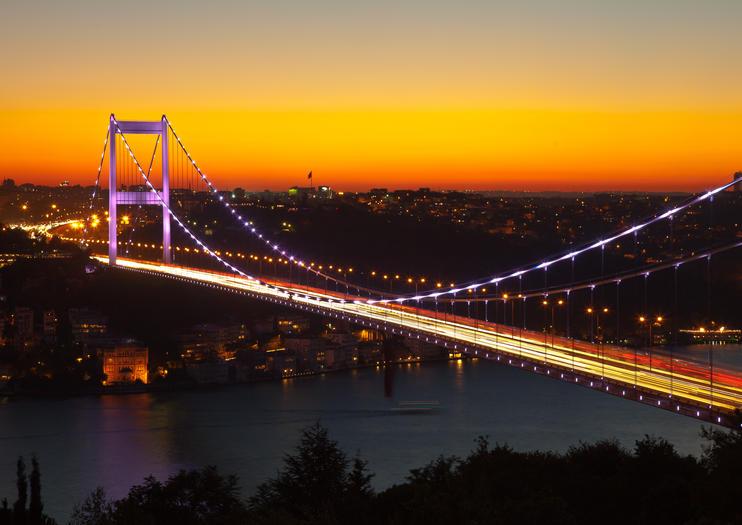 Puente Fatih Sultan Mehmet
