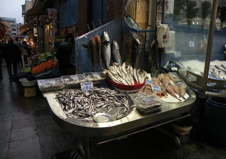 Mercado Kadikoy (Kallavi Kadikoy)