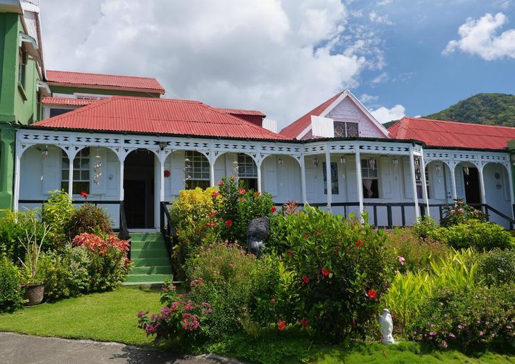 Clay Villa Plantation House