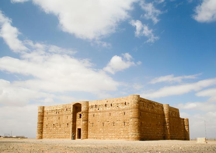Kharana Castle (Qasr al-Kharanah)