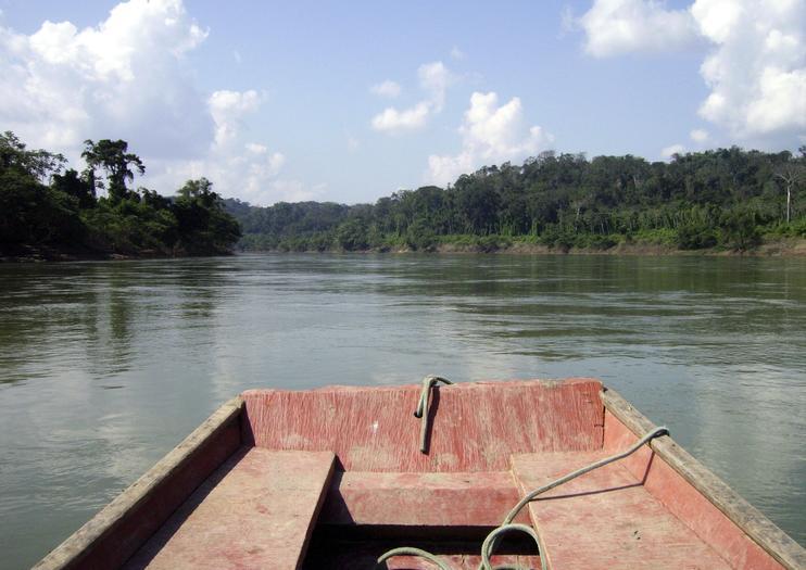 Pasión River (Rio La Pasión)