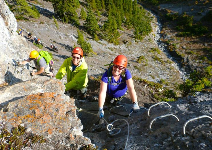 Banff Via Ferrata