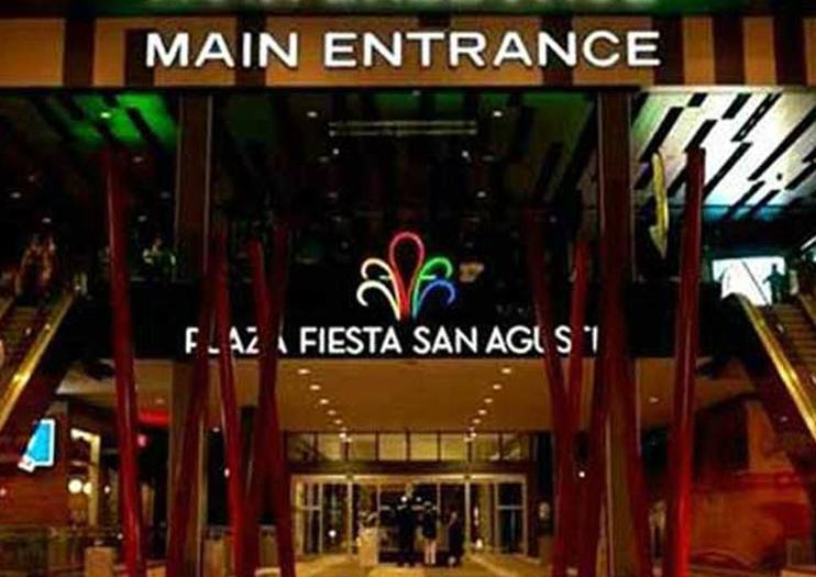 Plaza Fiesta San Agustin